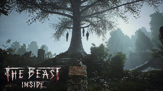 The Beast Inside Review: A Tale of Two Dueling Stories