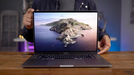 16-inch MacBook Pro review - a great keyboard is just the start