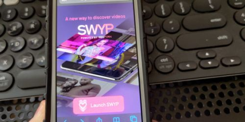 YouPorn launches 'TikTok-inspired' video app that learns when you swipe