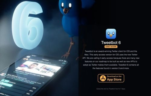Tweetbot 6 is an update to the popular Twitter app and it's a subscription