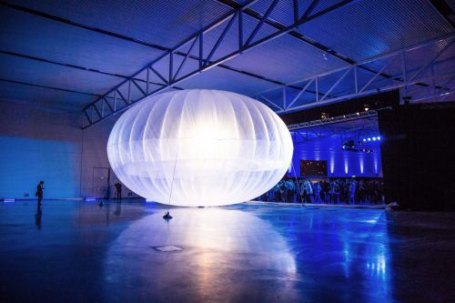 Alphabet's Project Loon Will Be Winding Things Down