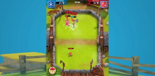 Rogue Games launches Knockdown Heroes card-based mobile strategy game