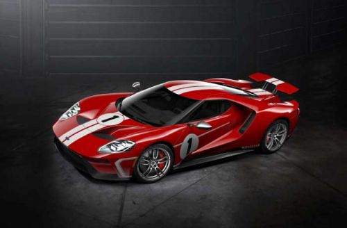 Ford to Open Application Process for 2019 Ford GT Later This Year