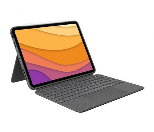 Logitech's Combo Touch keyboard and trackpad is a new option for iPad Air
