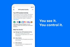 Facebook launches tool that lets users see and control data shared with apps, websites