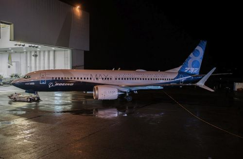 Boeing Forced To Park Its 737 Max Planes In Car Parking Lots