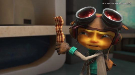Psychonauts 2 gets new trailer at The Game Awards
