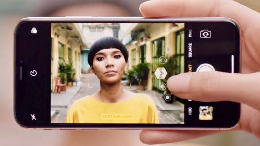 Apple hypes iPhone X Portrait Lighting photography in 'A New Light' ad