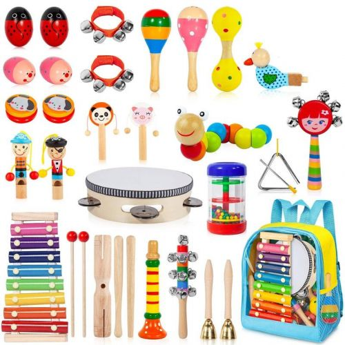 Inspire a mini muso with the best musical instruments