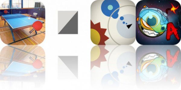 Today's Apps Gone Free: Table Tennis Touch, Flink, Abzorb and More