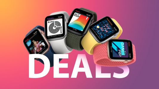 Deals: New Sales Hit Apple Watch Series 6 GPS and Cellular Models