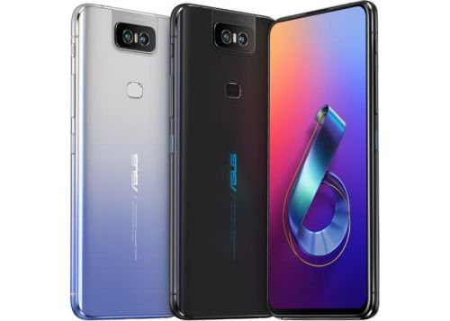 Asus 6Z smartphone launched in India
