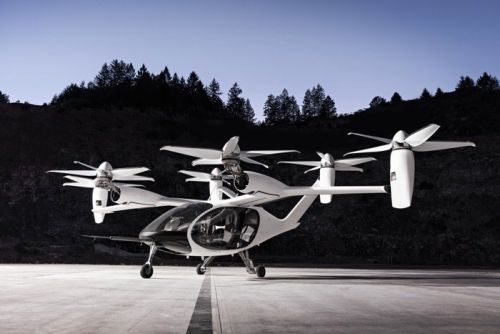 Toyota invests $394 million in flying car company Joby Aviation