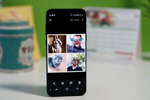 Google makes its Photos app livelier before Apple's update does the same