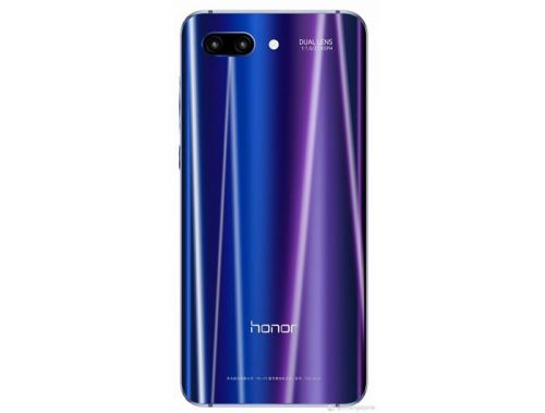 Honor 10 Smartphone Specifications Revealed