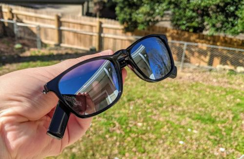 Headphones without headphones-we test Lucyd Lyte Bluetooth sunglasses