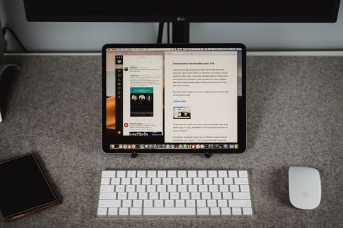 The Best App for Using an iPad as an External Display, Learn Ulysses 2.0, and More