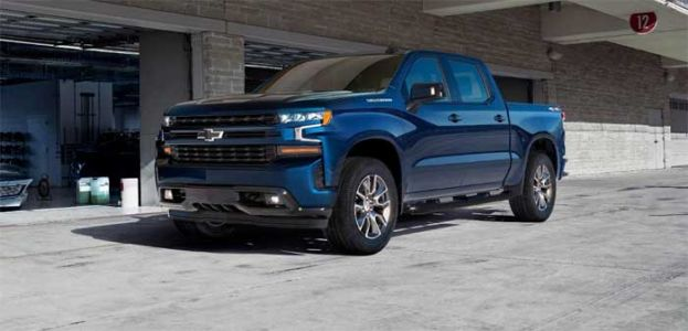 Chevy Silverado 1500 2.7L turbo four rated 20MPG in the city