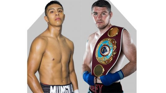 Jaime Munguia vs Liam Smith live stream: how to watch the boxing from anywhere
