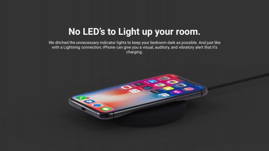 ElevationLab launches NightPad Wireless iPhone Charger with zero LEDs, 25% off exclusive deal