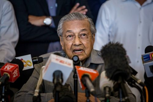 Malaysia's Newly Elected Prime Minister Has a Troubling History of Hating Jews