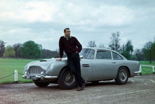 Aston Martin Releasing Iconic DB5 With Working Gadgets