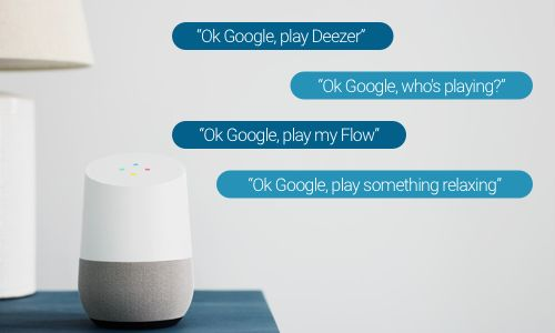 Deezer HIFI Streaming For Google Assistant Hits New Markets