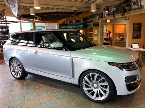 Got $360K burning a hole in your pocket? Check out the Range Rover SV Coupe