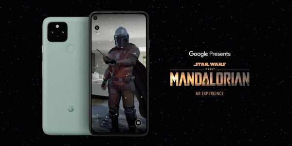 Google launches 'hyper-detailed' The Mandalorian AR app for 5G Pixel, Android phones