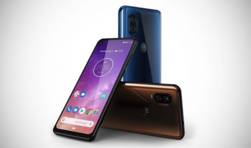 Motorola One Vision launched in India