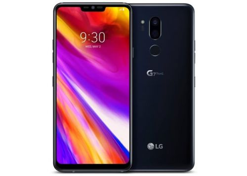 Another LG G7 ThinQ Press Render Leaks