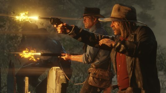 "Red Dead Redemption 2 is a ""65 hour"" game with a 2,000 page script"