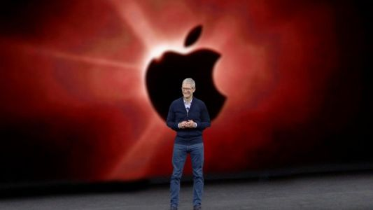 Trump impressed by Tim Cook because the Apple CEO contacts him directly
