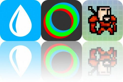 Today's Apps Gone Free: Watered, Chroma Keyboard and Tower of Fortune