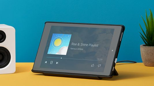New Amazon Fire HD 8 tablet moonlights as an Echo Show, thanks to its smart dock