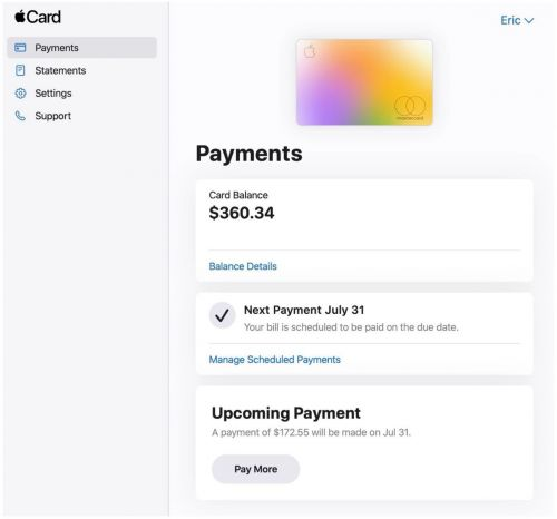 Paying Your Apple Card Bills Just Got A Lot More Convenient