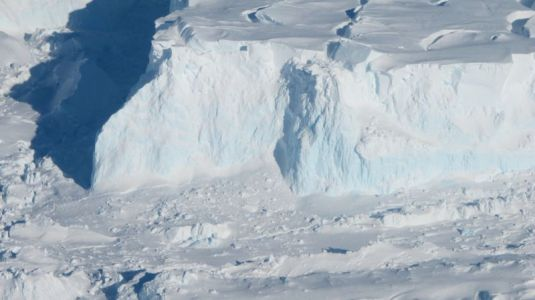 Latest estimate shows how much Antarctic ice has fallen into the sea