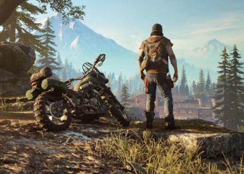 PlayStation 5 Days Gone update adds 60fps gameplay support