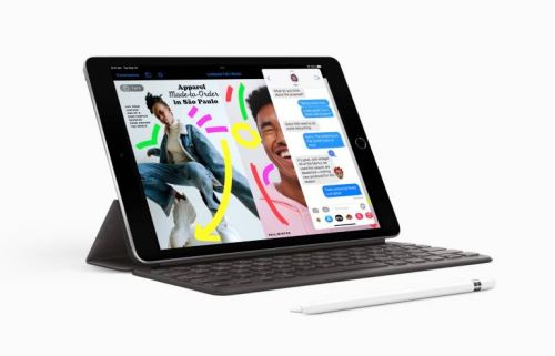 Apple just unveiled the brand new 9th-gen iPad