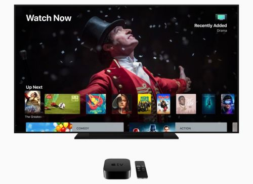 Apple's new tvOS 12 Introduced At WWDC
