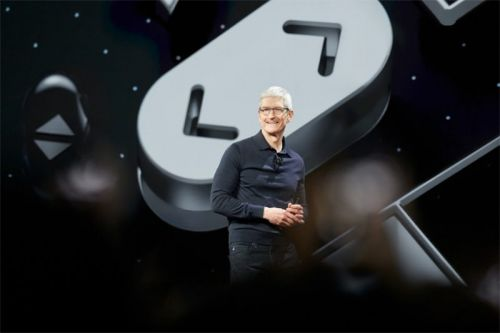 Live Stream: Watch Apple CEO Tim Cook Speak at TIME 100 Summit in New York City