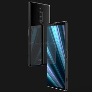 "Is this how the Sony Xperia XZ4 is going to look? Alleged glass panel leak says ""yes"""