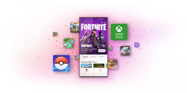 Samsung redesigns the Galaxy Store to remind everyone they still have Fortnite