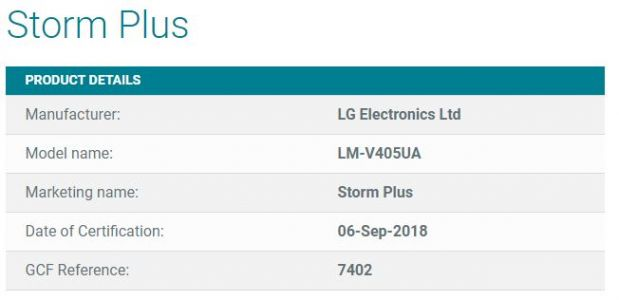 LG V40 ThinQ Flagship Certified With Band Support Details