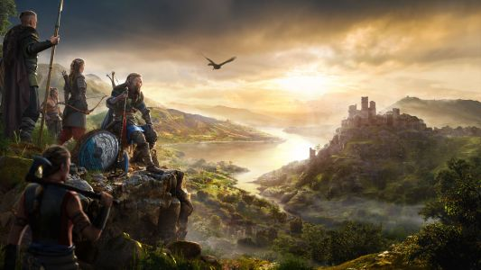 Assassin's Creed Valhalla gets a release date and a new trailer