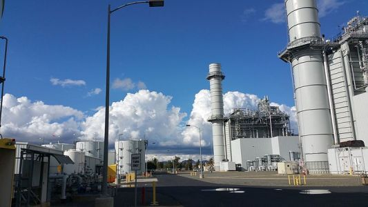 A 10-year-old natural gas plant in California gets the coal plant treatment