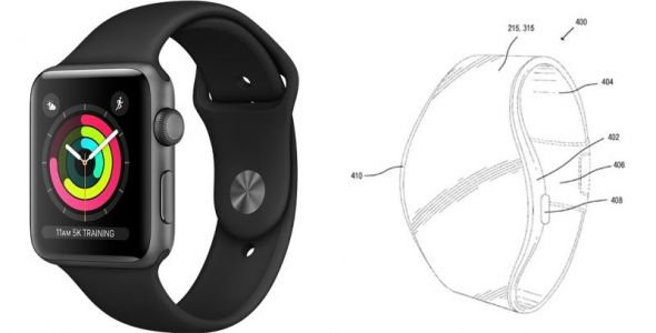 Apple Exploring Flexible Display Designs for Future Apple Watch