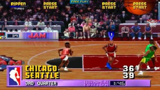 Making NBA Jam - winning over the NBA, scouring magazines, and a secret tank game