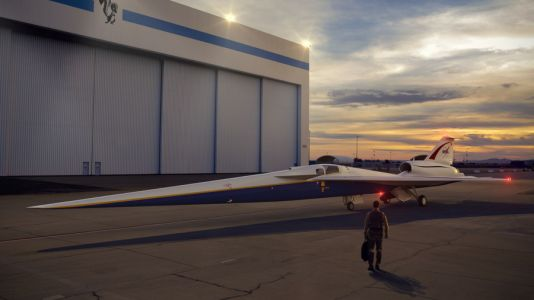 Why NASA's new supersonic X-plane needs to beat the boom