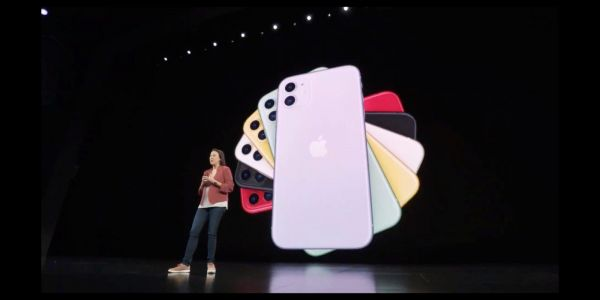 Apple unveils iPhone 11 with dual cameras, new colors, more